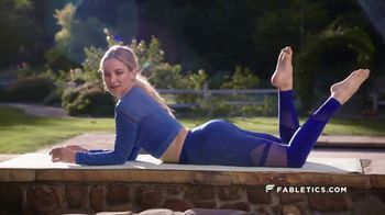 Fabletics.com TV Spot, 'Cute and Functional: Two for $24' Featuring Kate Hudson