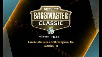 Bassmaster Classic TV Spot, '2020 Lake Guntersville and Birmingham'