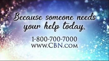 CBN TV Spot, 'Still Time to Change Lives' Featuring Terry Meeuwsen - Thumbnail 8
