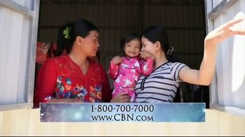 CBN TV Spot, 'Still Time to Change Lives' Featuring Terry Meeuwsen - Thumbnail 5