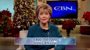 CBN TV Spot, 'Still Time to Change Lives' Featuring Terry Meeuwsen