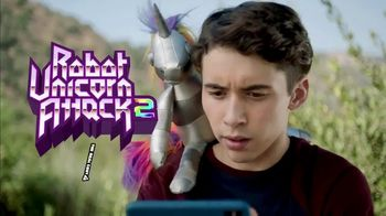 Robot Unicorn Attack 2 TV Spot, 'William' - Thumbnail 9