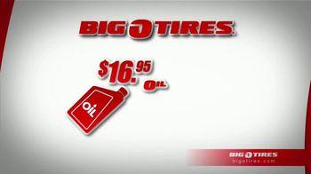 Big O Tires $16.95 Oil Change Special TV Spot, 'That's Big' - Thumbnail 8