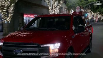 Ford Built for the Holidays Sales Event TV Spot, 'Bringing the Big Man Home' [T2] - Thumbnail 6