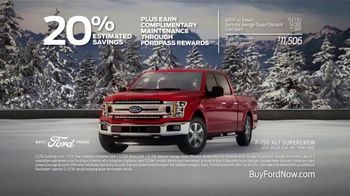 Ford Built for the Holidays Sales Event TV Spot, 'Bringing the Big Man Home' [T2] - Thumbnail 8