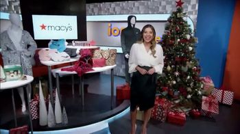 Macy's TV Spot, 'Ion Television: Start Shopping' Featuring Carmen Ordoñez - Thumbnail 2