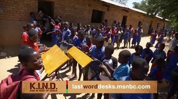 UNICEF K.I.N.D. TV Spot, 'Contributions' - 73 commercial airings