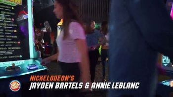Dave and Buster's TV Spot, 'Jayden Bartels and Annie LeBlanc' - Thumbnail 2