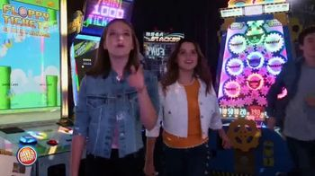 Dave and Buster's TV Spot, 'Jayden Bartels and Annie LeBlanc' - 82 commercial airings