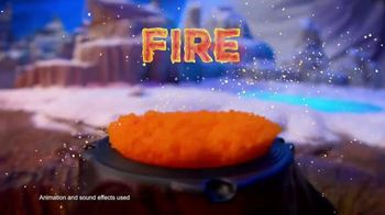 Treasure X Fire vs. Ice TV Spot, 'Carve out Your Hunter'