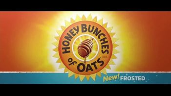 Frosted Honey Bunches of Oats TV Spot, 'Party DJ' - Thumbnail 1