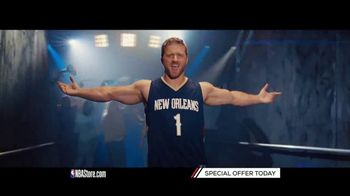 NBA Store TV Spot, 'Special Offer: Clippers and Pelicans' - 3 commercial airings