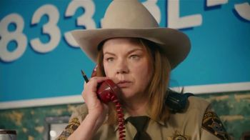 Bud Light Seltzer TV Spot, \'Sheriff Woodstack\'