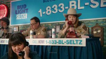 Bud Light Seltzer TV Spot, 'Sheriff Woodstack' - Thumbnail 5
