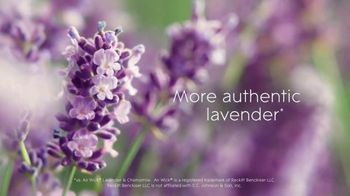 Glade PlugIns Scented Oil TV Spot, 'Tranquil Lavender & Aloe' - Thumbnail 6