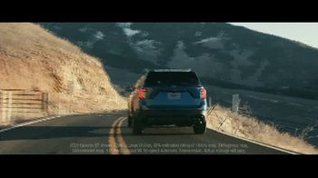 2020 Ford Explorer TV Spot, 'To Be an Explorer' [T2]