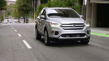 2019 Ford Escape TV Spot, 'Built for the Midwest' [T2] - 50 commercial airings