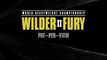 FOX Sports TV Spot, 'Premier Boxing Champions: Wilder v. Fury Two' - Thumbnail 9
