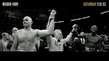 FOX Sports TV Spot, 'Premier Boxing Champions: Wilder v. Fury Two' - Thumbnail 4