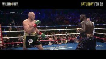FOX Sports TV Spot, 'Premier Boxing Champions: Wilder v. Fury Two' - Thumbnail 8