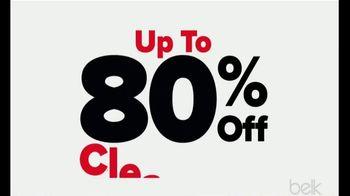 Belk Clearance Sale TV Spot, 'Fall Seasonal Apparel and Sheet Sets' - Thumbnail 4
