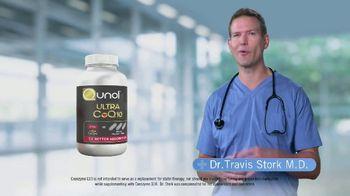 Qunol CoQ10 TV Spot, 'Better Absorbtion' Feat. Travis Stork - Thumbnail 1