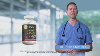 Qunol CoQ10 TV Spot, 'Better Absorbtion' Feat. Travis Stork