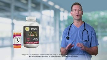 Qunol CoQ10 TV Spot, 'Better Absorbtion' Feat. Travis Stork - 3165 commercial airings