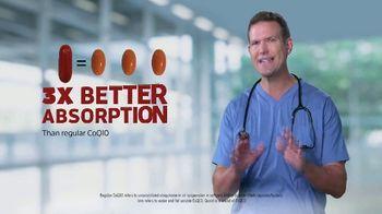 Qunol CoQ10 TV Spot, 'Better Absorbtion' Feat. Travis Stork - Thumbnail 6