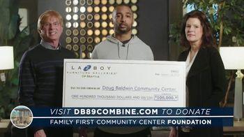 La-Z-Boy TV Spot, 'Family First Community Center: Donation' Featuring Doug Baldwin - Thumbnail 9
