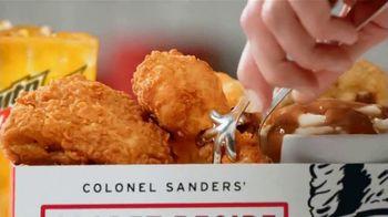 KFC $5 Fillups TV Spot, 'Original Recipe & Famous Bowl' - Thumbnail 5