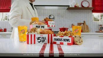 KFC $5 Fillups TV Spot, 'Original Recipe & Famous Bowl' - Thumbnail 6