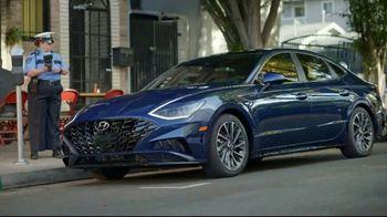 2020 Hyundai Sonata TV Spot, 'Meter Reader' [T1]