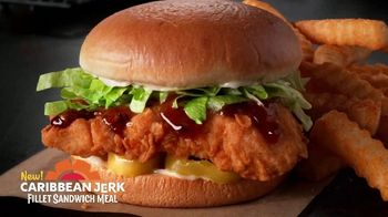 Zaxby's Caribbean Jerk Meals TV Spot, 'It's Back' - Thumbnail 4