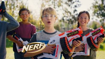 Nerf Ultra One TV Spot, 'Trick Shots'