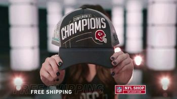 NFL Shop TV Spot, 'AFC Champs: Chiefs' - Thumbnail 5