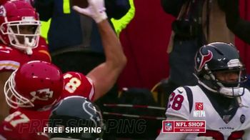NFL Shop TV Spot, 'AFC Champs: Chiefs' - Thumbnail 6