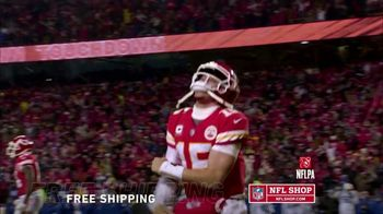 NFL Shop TV Spot, 'AFC Champs: Chiefs' - Thumbnail 7