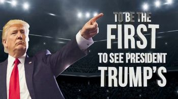 Donald J. Trump for President Super Bowl 2020 Teaser, 'Be the First' - Thumbnail 3