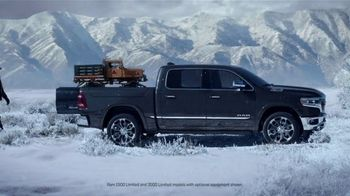 Ram Trucks Owner Appreciation Month TV Spot, 'New Perspective' [T2] - 6 commercial airings