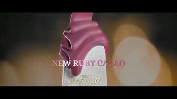 Magnum Ruby Cacao TV Spot, 'Discover the Indulgence' Song by I Monster - Thumbnail 1