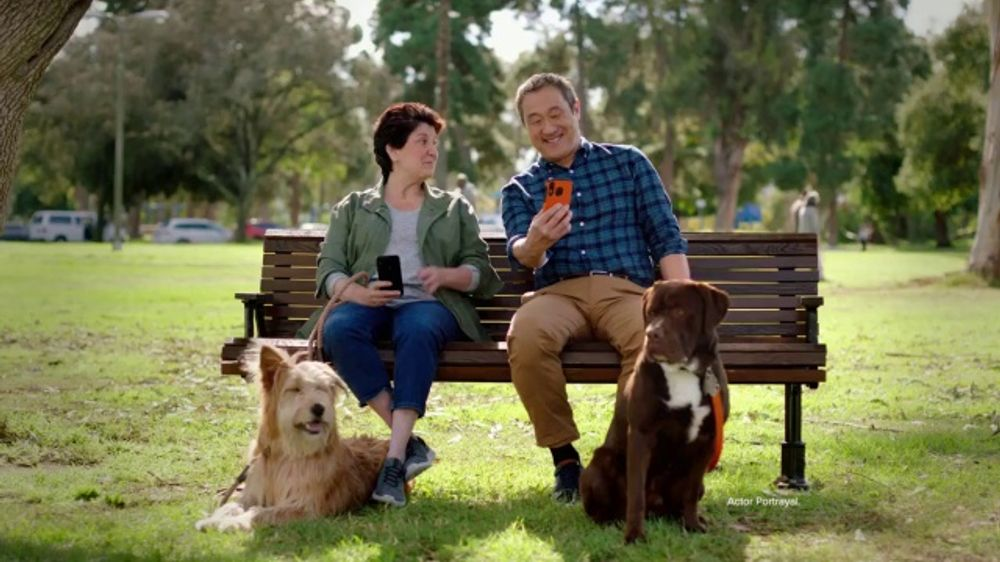 Consumer Cellular TV Commercial, 'Hashtag Dog: Talk, Text, Data $20+ a Month'