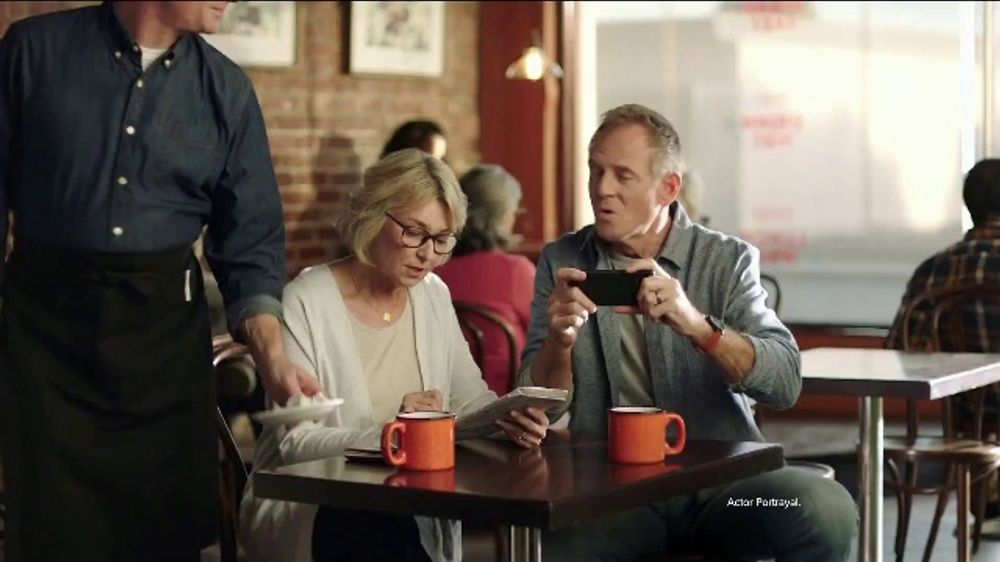 Consumer Cellular TV Commercial, 'Frankie: Talk, Text, Data $20+ a Month'