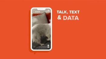 Consumer Cellular TV Spot, 'Frankie: Talk, Text, Data $20+ a Month' - Thumbnail 9