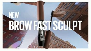 Maybelline New York Brow Fast Sculpt TV Spot, 'One Step' Featuring Gigi Hadid - Thumbnail 9