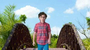 Disney Publishing Worldwide TV Spot, 'Imagination Runs Wild' Ft. Raphael Alejandro, Scarlett Estevez - Thumbnail 10