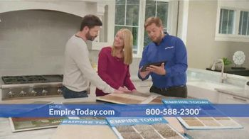 Empire Today 75% Off Sale TV Spot, 'Beautiful New Floors: February'