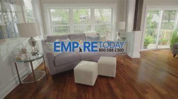 Empire Today 75 Percent Off Sale TV Spot, 'Beautiful New Floors: February' - Thumbnail 1