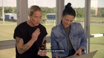 Budweiser Super Bowl 2020 Teaser, 'Almost Here' Featuring Ali Krieger, Ashlyn Harris - Thumbnail 8