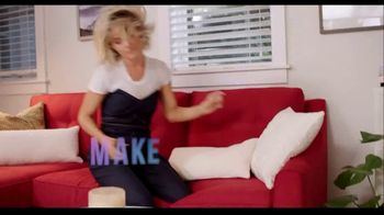 Rooms to Go TV Spot, 'Get Creative and Comfortable' Featuring Julianne Hough - Thumbnail 7